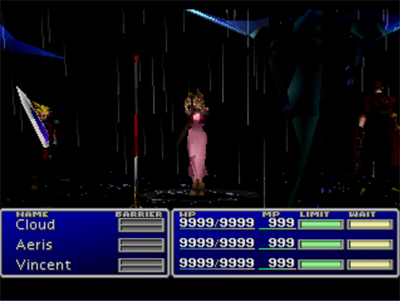 How to Get Aeris' Great Gospel Limit Break - Angelfire