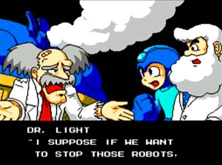 Dr Light is stupid