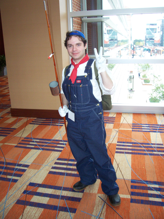 Jack from Harvest Moon