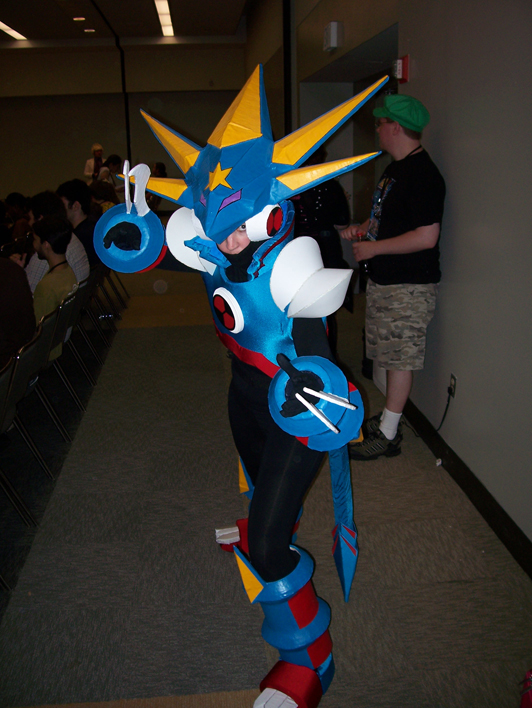 Mega Man Starforce