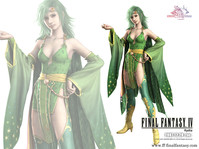 Rydia the Summoner